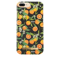IDEAL FASHION CASE ETUI OBUDOWA IPHONE 8 PLUS / 7 PLUS / 6S PLUS / 6 PLUS (TROPICAL FALL)