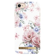 IDEAL FASHION CASE ETUI OBUDOWA IPHONE 8 / 7 / 6S / 6 (FLORAL ROMANCE)