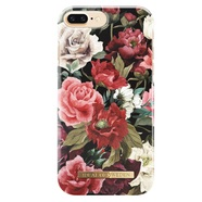 IDEAL FASHION CASE ETUI OBUDOWA IPHONE 8 PLUS / 7 PLUS / 6S PLUS / 6 PLUS (ANTIQUE ROSES)