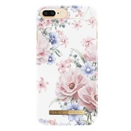 IDEAL FASHION CASE ETUI OBUDOWA IPHONE 8 PLUS / 7 PLUS / 6S PLUS / 6 PLUS (FLORAL ROMANCE)