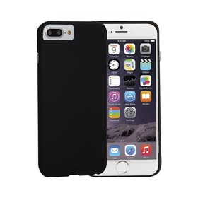 Case Mate Barely There Etui Obudowa iPhone 8 Plus / 7 Plus / 6S Plus / 6 Plus (Czarny)