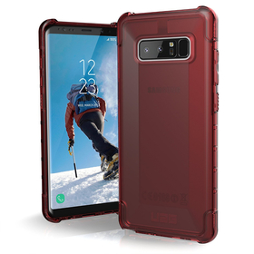 Urban Armor Gear UAG Plyo Etui Pancerne do Samsung Galaxy Note 8 (Crimson)