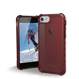 Urban Armor Gear UAG Plyo Etui Pancerne iPhone 8 / 7 / 6S / 6 (Crimson)