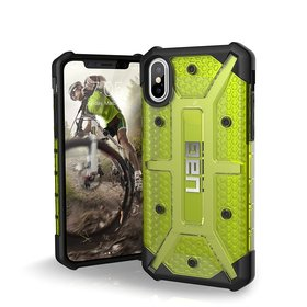 Urban Armor Gear UAG Plasma Etui Pancerne do iPhone Xs / X (Citron)