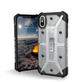 Urban Armor Gear UAG Plasma Etui Pancerne do iPhone Xs / X (Ice)