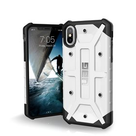 Urban Armor Gear UAG Pathfinder Etui Pancerne do iPhone Xs / X (White)