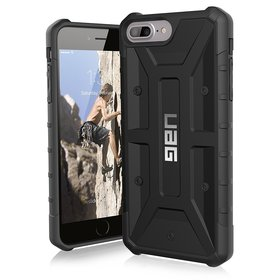 Urban Armor Gear UAG Pathfinder Etui Pancerne do iPhone 8 Plus / 7 Plus / 6S Plus / 6 Plus (Black)