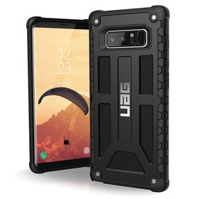 Urban Armor Gear UAG Monarch Etui Pancerne do Samsung Galaxy Note 8 (Black)