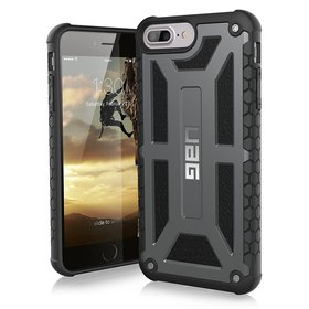 Urban Armor Gear UAG Monarch Etui Pancerne do iPhone 8 Plus / 7 Plus / 6S Plus / 6 Plus (Graphite)