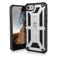Urban Armor Gear UAG Monarch Etui Pancerne iPhone 8 / 7 / 6S / 6 (Platinium)