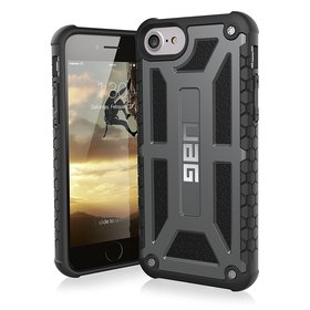 Urban Armor Gear UAG Monarch Etui Pancerne iPhone 8 / 7 / 6S / 6 (Graphite)