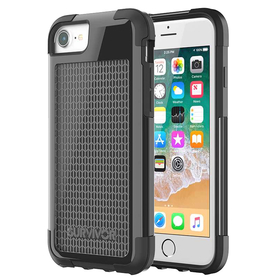 GRIFFIN SURVIVOR FIT ETUI PANCERNE IPHONE 8 / 7 / 6S / 6 (CZARNY)