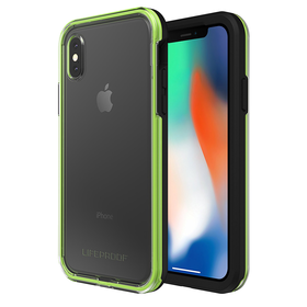 Lifeproof Slam Etui Pancerne do iPhone Xs / X (Night Flash)