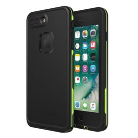 Lifeproof FRĒ Etui Wodoszczelne IP68 do iPhone 8 Plus / 7 Plus (Asphalt)