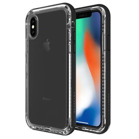Lifeproof Next Etui Pancerne do iPhone Xs / X (Black Crystal)