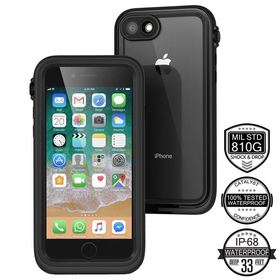 CATALYST WATERPROOF CASE ETUI WODOSZCZELNE IP68 IPHONE 8 / 7 (STEALTH BLACK)