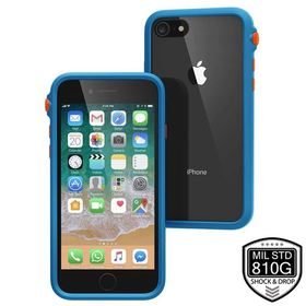 CATALYST IMPACT PROTECTION CASE ETUI PANCERNE IPHONE 8 / 7 (BLUERIDGE/SUNSET)