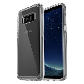 OtterBox Symmetry Clear Etui Obudowa Samsung Galaxy S8+ Plus (Clear)