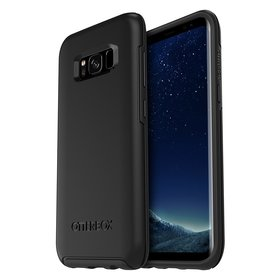 OtterBox Symmetry Etui Obudowa do Samsung Galaxy S8+ Plus (Black)