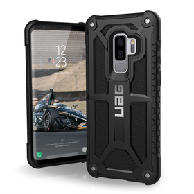 Urban Armor Gear UAG Monarch Etui Pancerne do Samsung Galaxy S9+ Plus (Black)