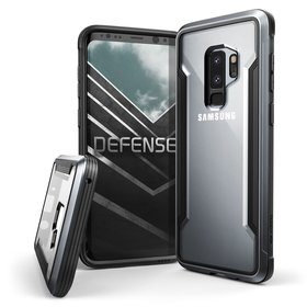 X-Doria Defense Shield Etui Aluminiowe do Samsung Galaxy S9+ Plus (Black)