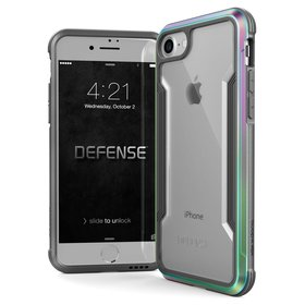 X-Doria Defense Shield Etui Aluminiowe do iPhone 8 / 7 (Iridescent)