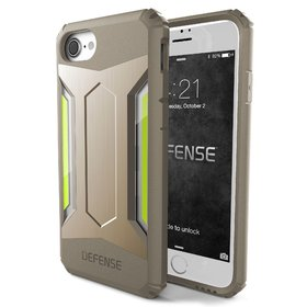 X-Doria Defense Gear Etui Aluminiowe do iPhone 8 / 7 (Gold)
