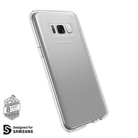 Speck Presidio Clear Etui Obudowa Samsung Galaxy S8+ Plus (Clear)