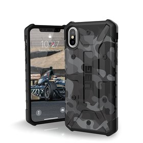 Urban Armor Gear UAG Pathfinder SE Camo Etui Pancerne do iPhone Xs / X (Midnight)