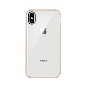 Incase Pop Case Etui Obudowa do iPhone Xs / X (Clear/Rose Gold)