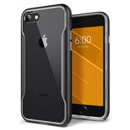 CASEOLOGY APEX CLEAR CASE ETUI OBUDOWA IPHONE 8 / 7 (BLACK)