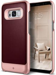CASEOLOGY FAIRMONT CASE ETUI OBUDOWA SAMSUNG GALAXY S8 (CHERRY OAK)