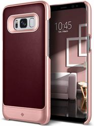 CASEOLOGY FAIRMONT CASE ETUI OBUDOWA SAMSUNG GALAXY S8+ PLUS (CHERRY OAK)
