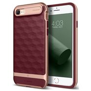 CASEOLOGY PARALLAX CASE ETUI OBUDOWA IPHONE 8 / 7 (BURGUNDY)