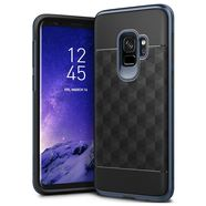 CASEOLOGY PARALLAX CASE ETUI OBUDOWA SAMSUNG GALAXY S9 (BLACK/DEEP BLUE)