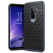 CASEOLOGY PARALLAX CASE ETUI OBUDOWA SAMSUNG GALAXY S9+ PLUS (BLACK/DEEP BLUE)