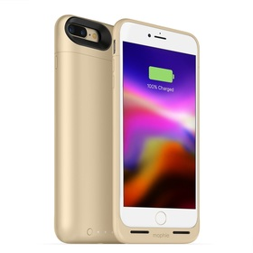 Mophie Juice Pack Air Etui z Wbudowaną Baterią do iPhone 8 Plus / 7 Plus / 6S Plus / 6 Plus (Gold)