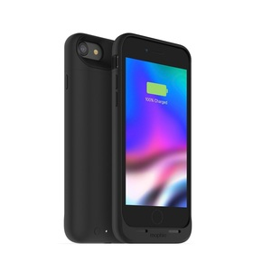 Mophie Juice Pack Air Etui z Baterią 2525 mAh do iPhone SE (2020) / iPhone 8 / iPhone 7 (Black)