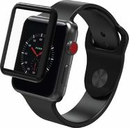 Zagg InvisibleShield Glass Curve Elite Szkło Hartowane Na Cały Ekran Apple Watch 38mm
