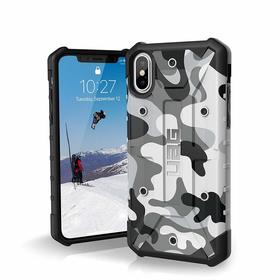 Urban Armor Gear UAG Pathfinder SE Camo Etui Pancerne do iPhone Xs / X (Arctic)