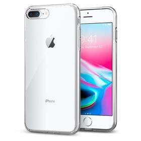 (EOL) Spigen Liquid Crystal Etui Obudowa iPhone do iPhone 8 Plus / 7 Plus (Transparent)