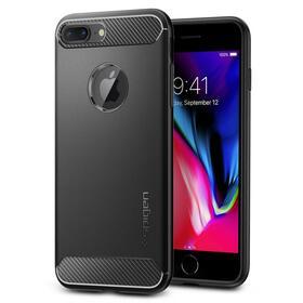 Spigen Rugged Armor Etui Obudowa iPhone iPhone 8 Plus / 7 Plus (Black)
