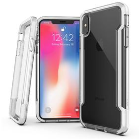(EOL) X-Doria Defense Clear Etui Obudowa do iPhone Xs / X (White)