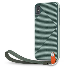 (EOL) Moshi Altra Etui ze Smyczą do iPhone Xs Max (Mint Green)