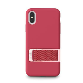 Moshi Capto Etui Obudowa do iPhone Xs / X (Raspberry Pink)