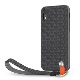 Moshi Altra Etui Obudowa do iPhone Xr (Shadow Black)