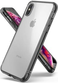 (EOL) Ringke Fusion Etui Obudowa do iPhone Xs / X (Smoke Black)
