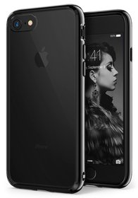 (EOL) Ringke Fusion Etui Obudowa do iPhone 8 / 7 (Ink Black)