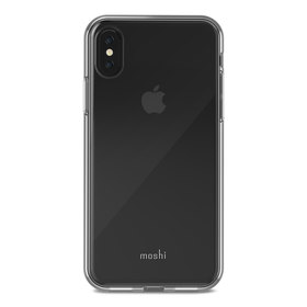 Moshi Vitros Etui Obudowa do iPhone Xs / X (Crystal Clear)