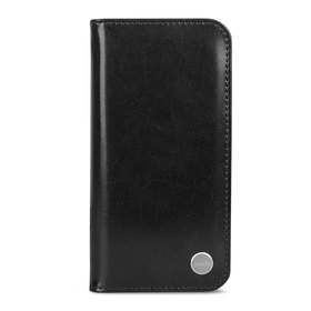 Moshi Overture Etui z Kieszenią Na Karty do iPhone Xs / X (Charcoal Black)